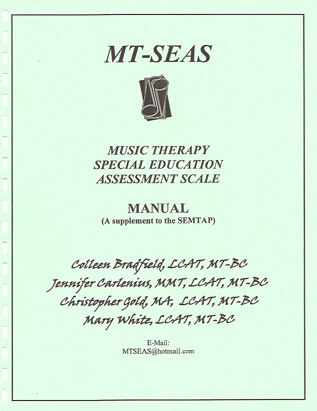 Music Therapy writting services